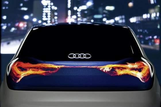 Tecnología OLED Audi 2015-01