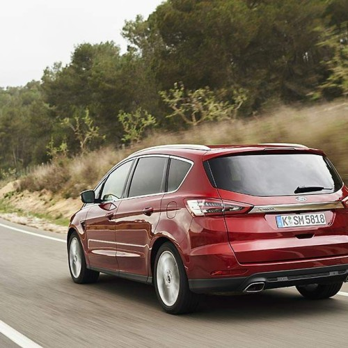 Ford S-MAX: lujo familiar