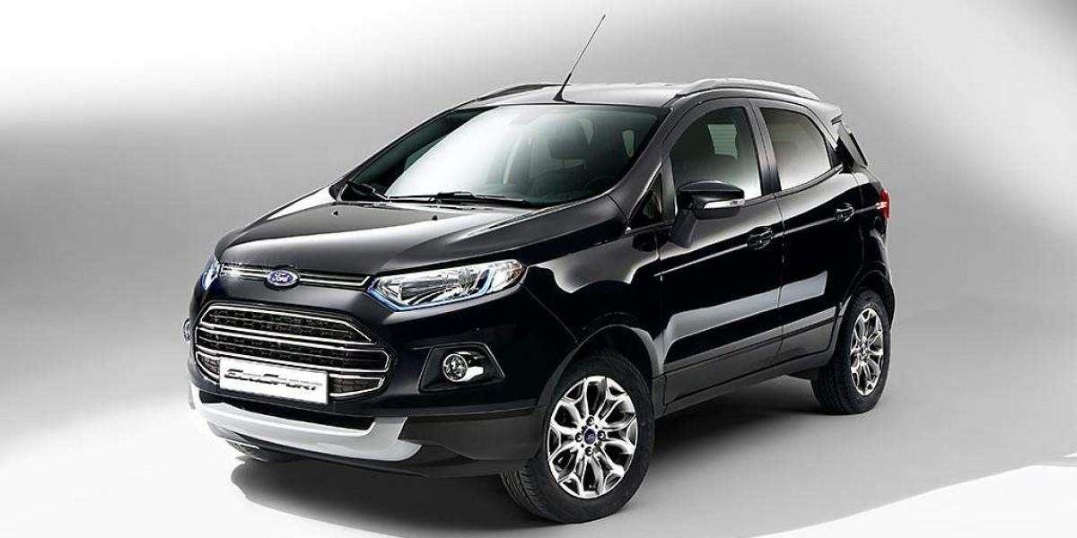 El Ford EcoSport se renueva