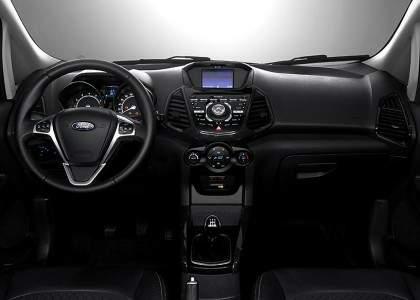 Ford EcoSport 2016 interior