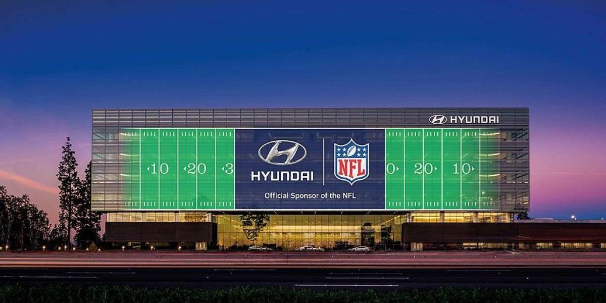 Hyundai será patrocinador de la NFL