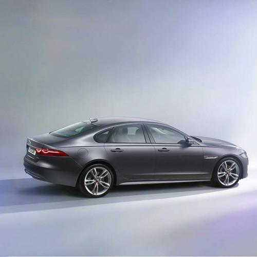 Nuevo Jaguar XF 3.0 AWD, el último en llegar