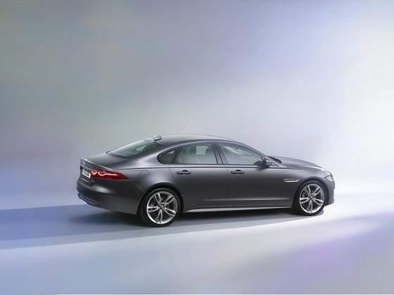 Jaguar XF Motor de gasolina-articulo