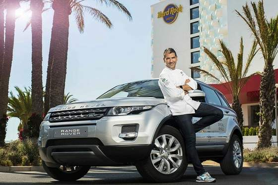 Paco Roncero-Sublimotion-Land Rover
