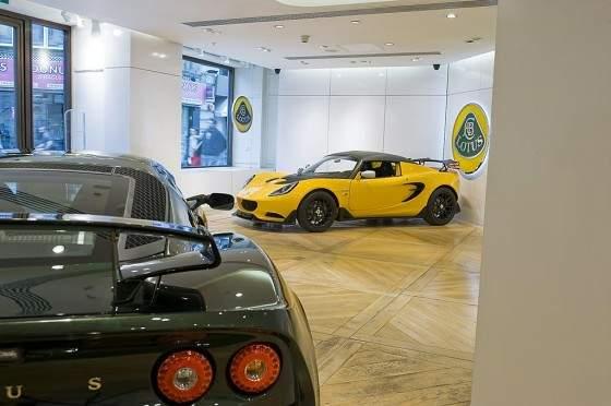 Lotus abre un concesionario en Picadilly-02