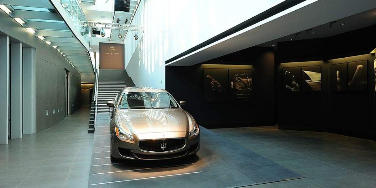Maserati y Ermenegildo Zegna celebran su asociación