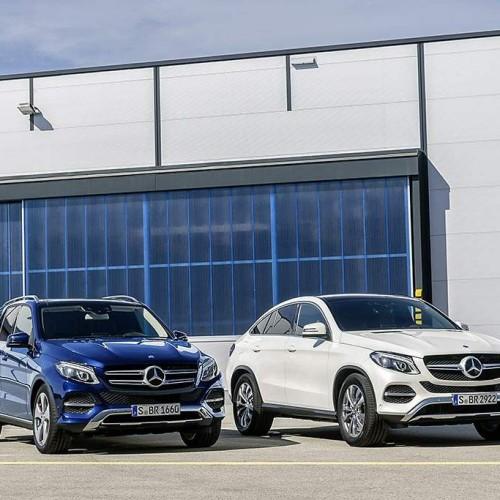 Nuevo Mercedes-Benz GLE