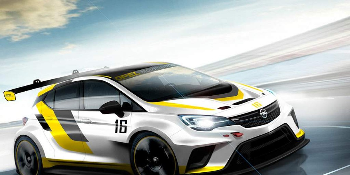 Opel Astra TCR, directo a los circuitos