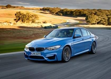 BMW M3-01