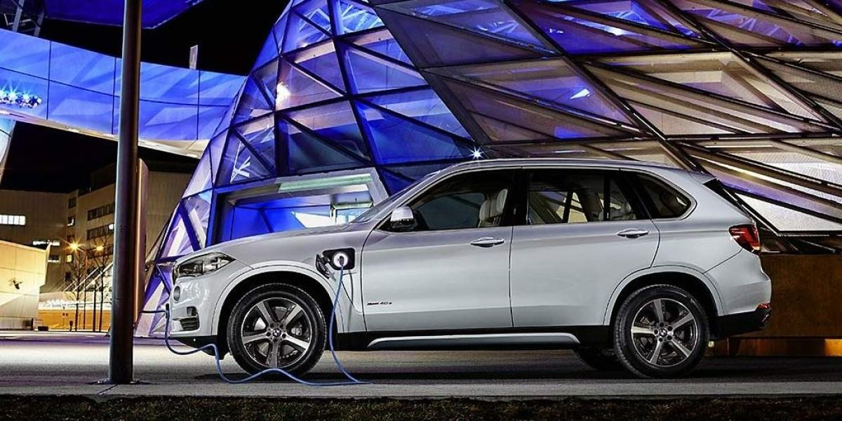 El BMW X5 xDrive40e ya tiene precio