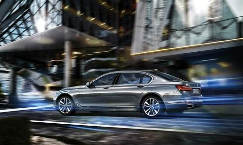 BMW Serie 7 PHEV, electrificado