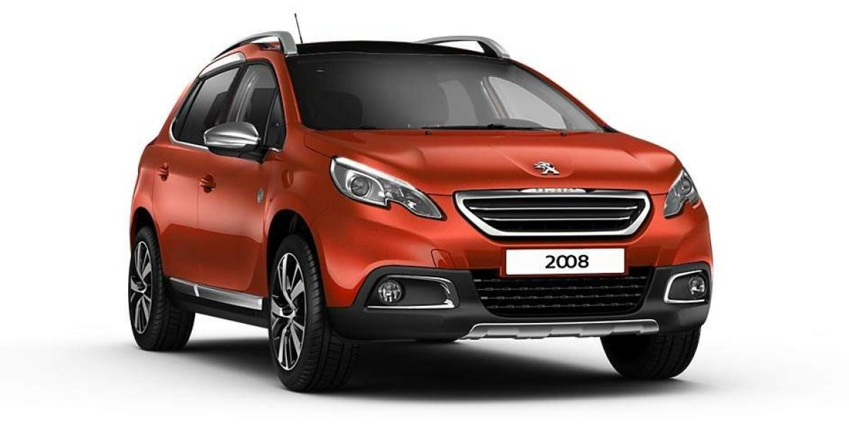 Gama de todocaminos Peugeot 2015