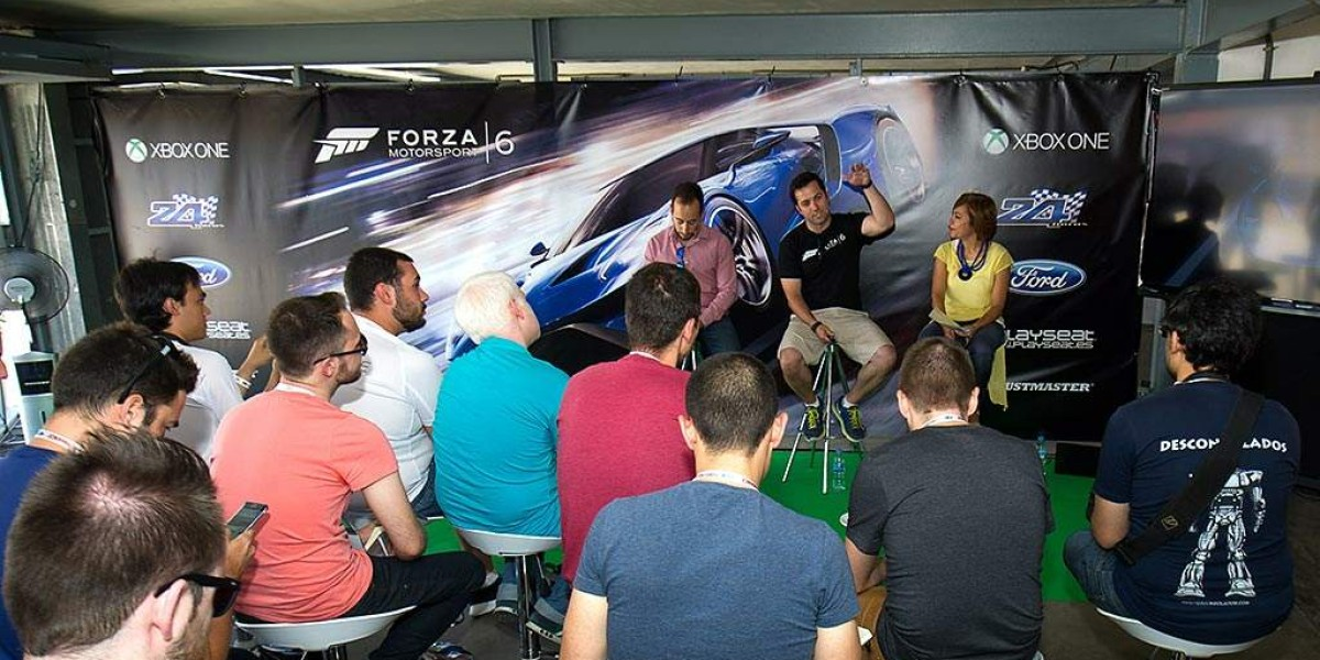 Presentación de Forza Motorsport 6