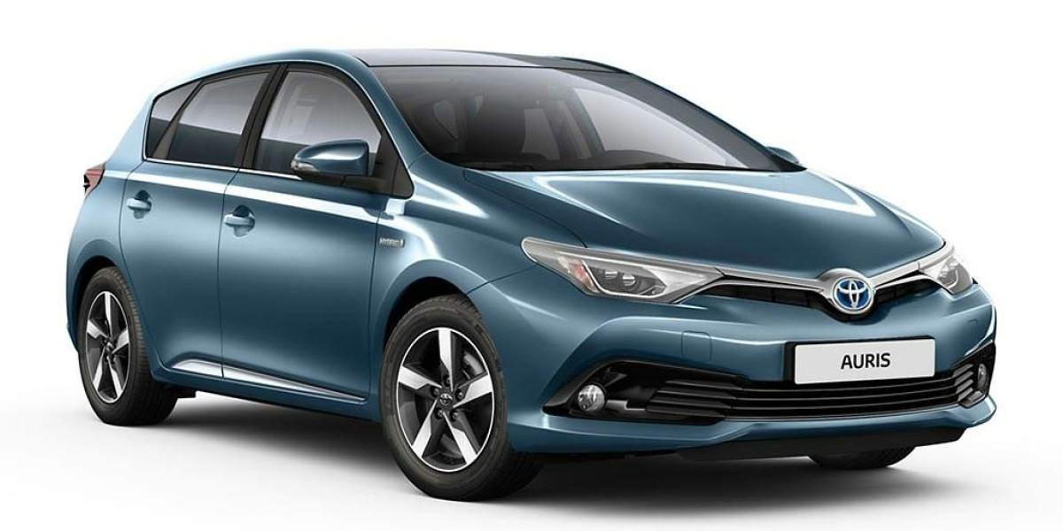 Mejora tu Toyota Auris con accesorios originales