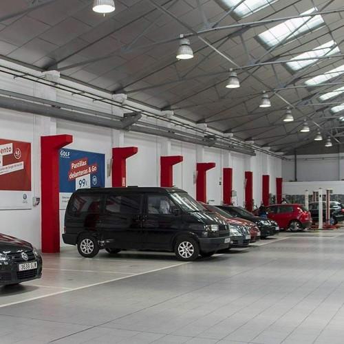Direct Express, los talleres de mecánica rápida de Volkswagen