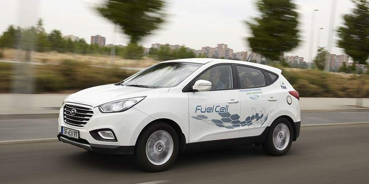 Hyundai ix35 Fuel Cell, la pila de combustible llevada a la serie