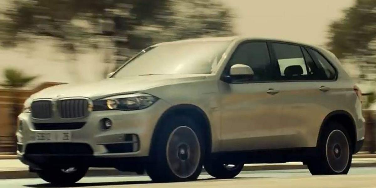 Todos los BMW de Misión Imposible 5