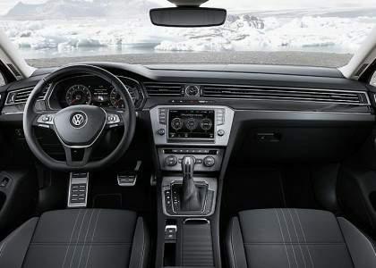 Volkswagen Passat Alltrack 2015-07