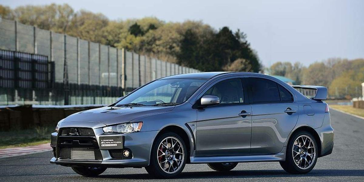 Mitsubishi Lancer Evolution: todas las generaciones reunidas