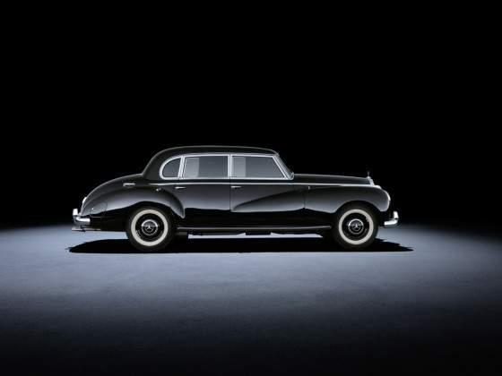 Mercedes-Benz S-Klasse: Inbegriff des Automobils Mercedes-Benz S