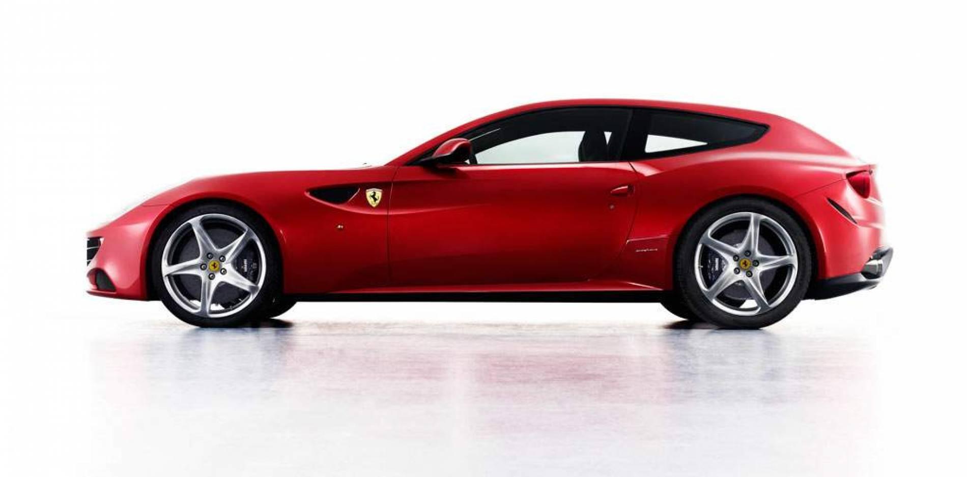 Todos los Ferrari 2+2