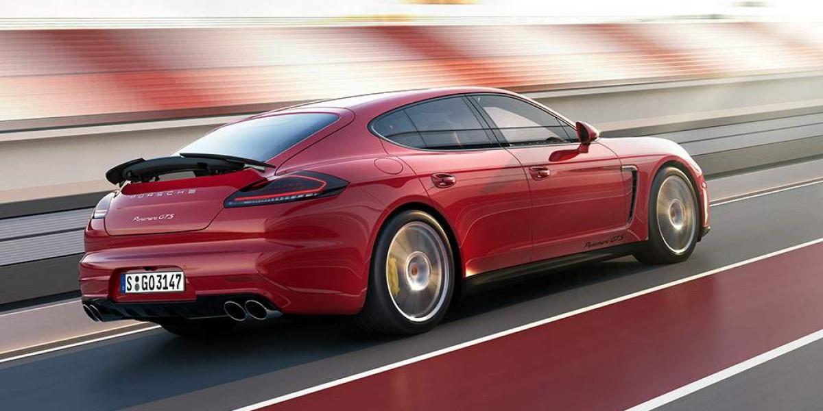 Gama Porsche GTS, con la deportividad justa