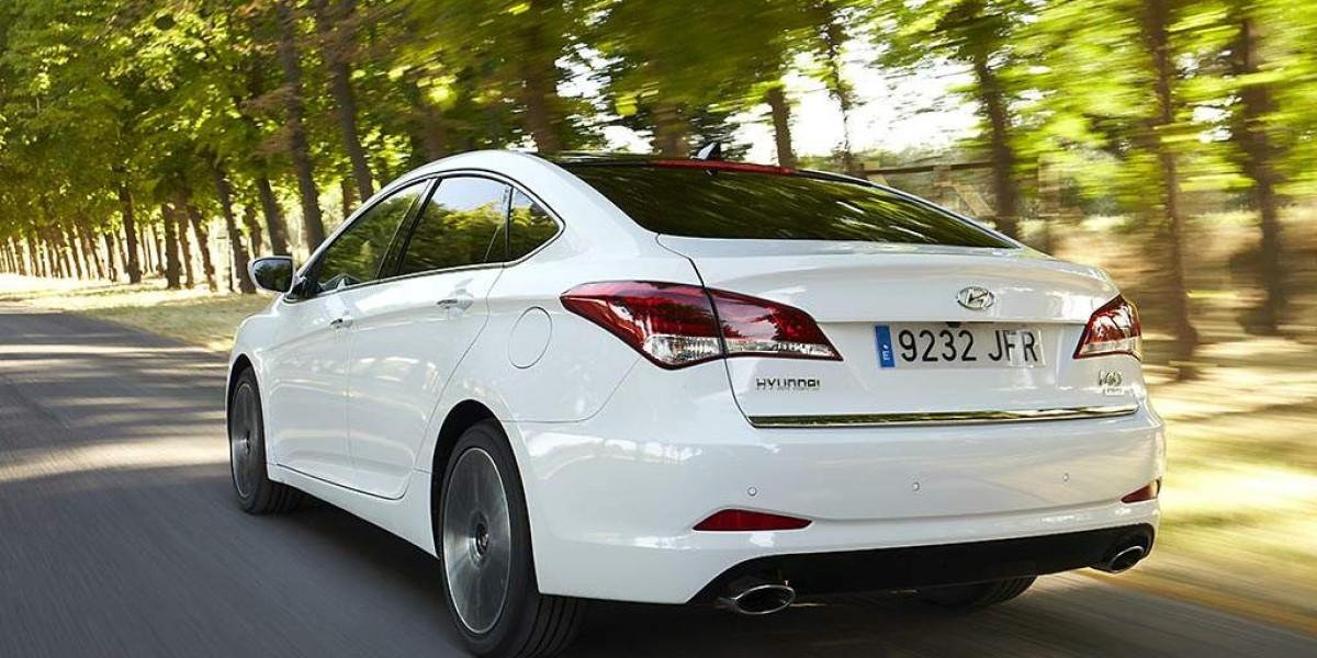 Conoce los secretos del nuevo Hyundai i40