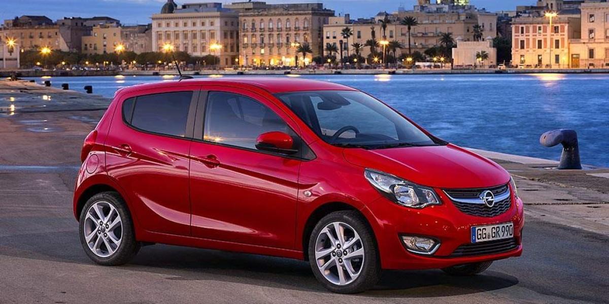 Opel KARL, el benjamín de la saga