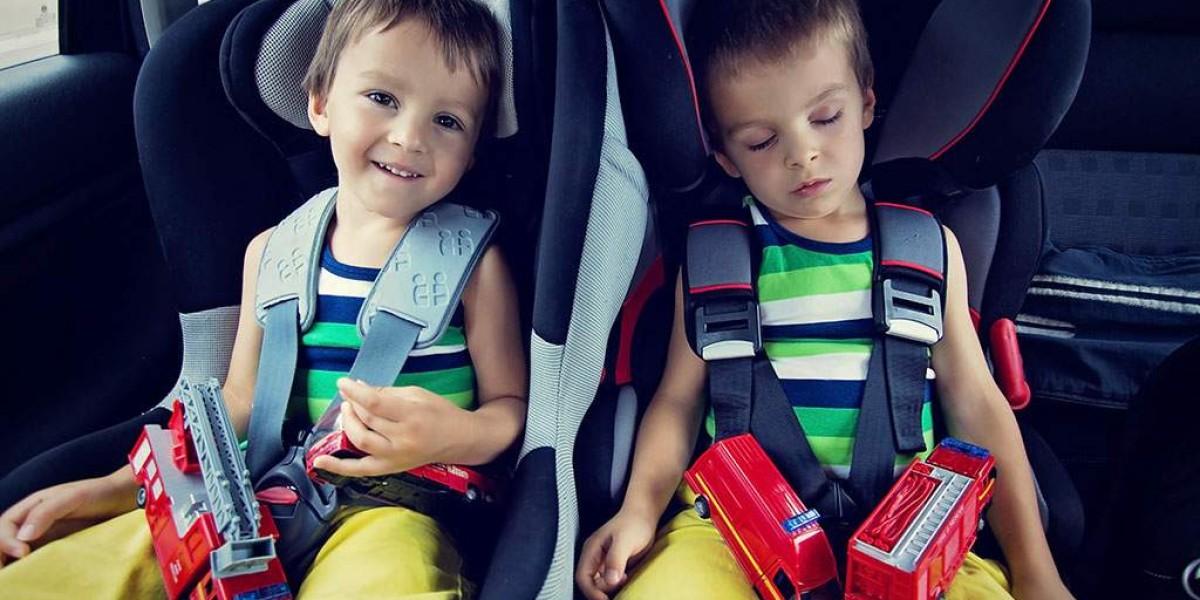 No te olvides: consejos para viajar con niños en coche