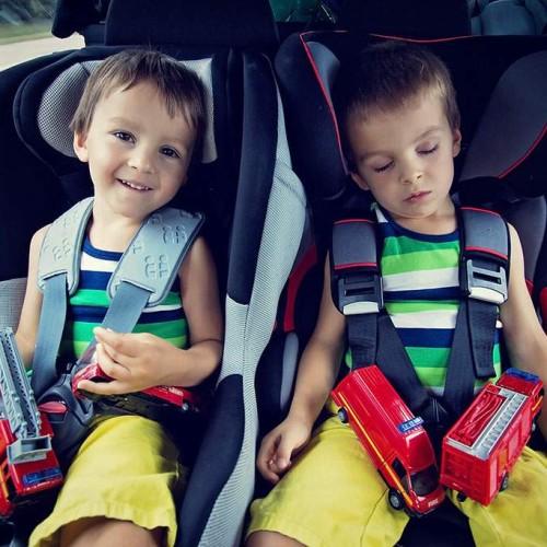 ¿Por qué no llevar a los niños en coche al colegio?
