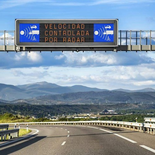 ¡Localizados! Los 25 radares que más multan en España
