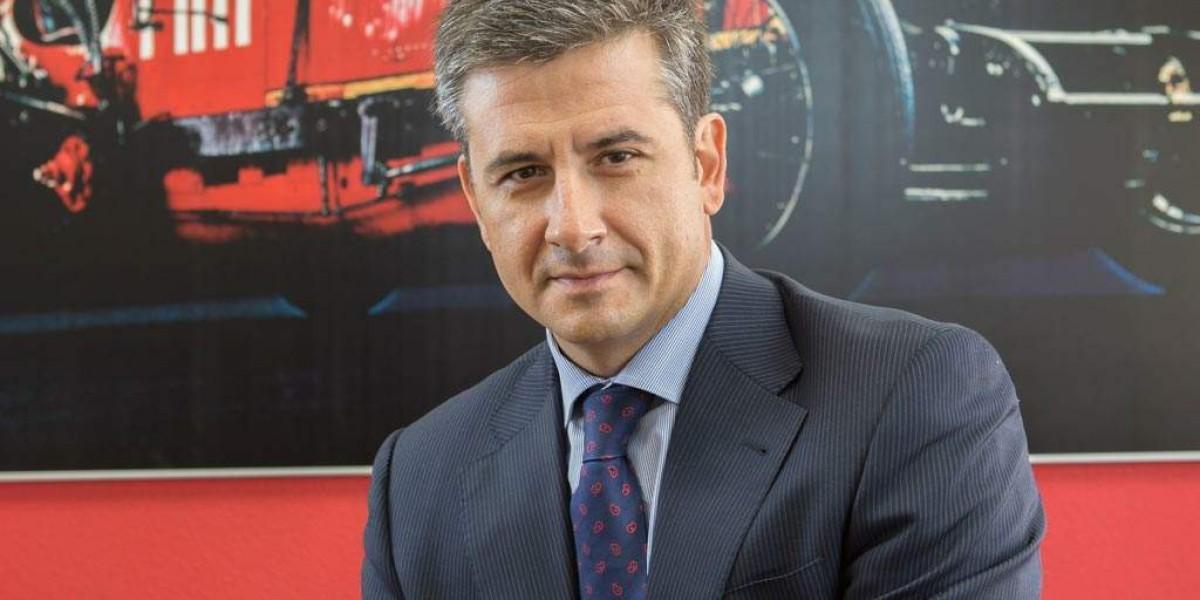 Alberto de Aza, nuevo director de Fiat y Abarth en España