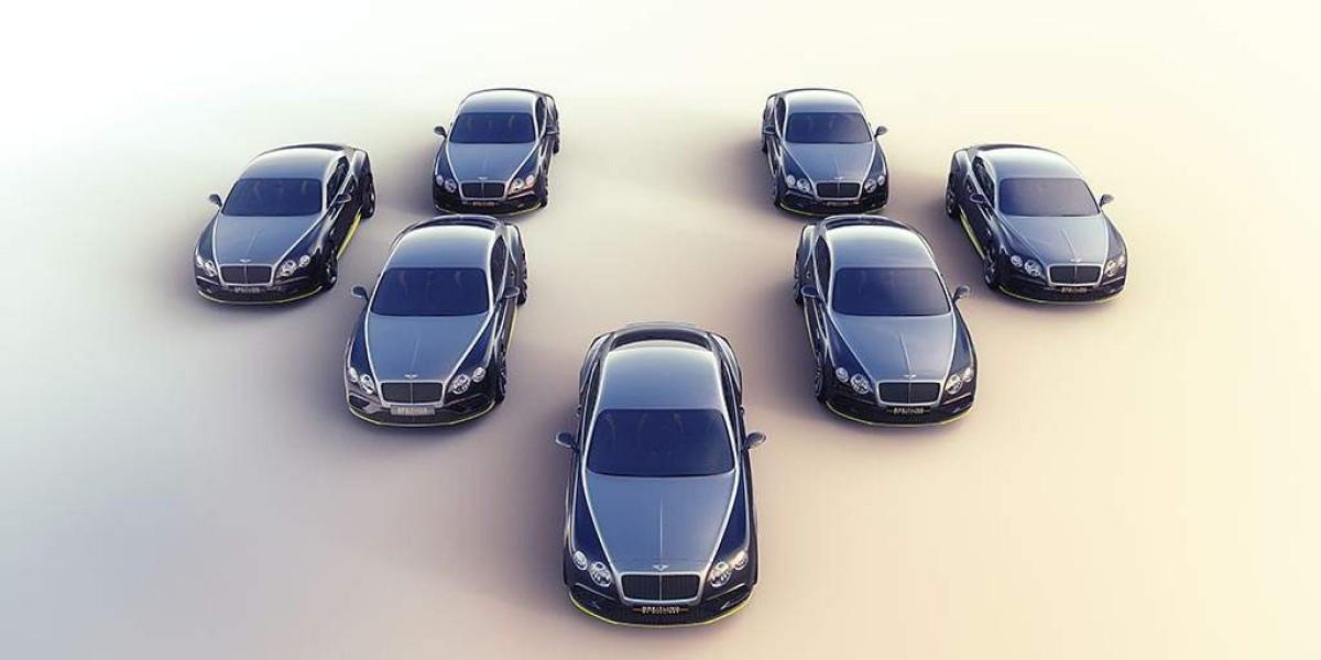 Bentley Continental GT Speed Breitling, en vídeo