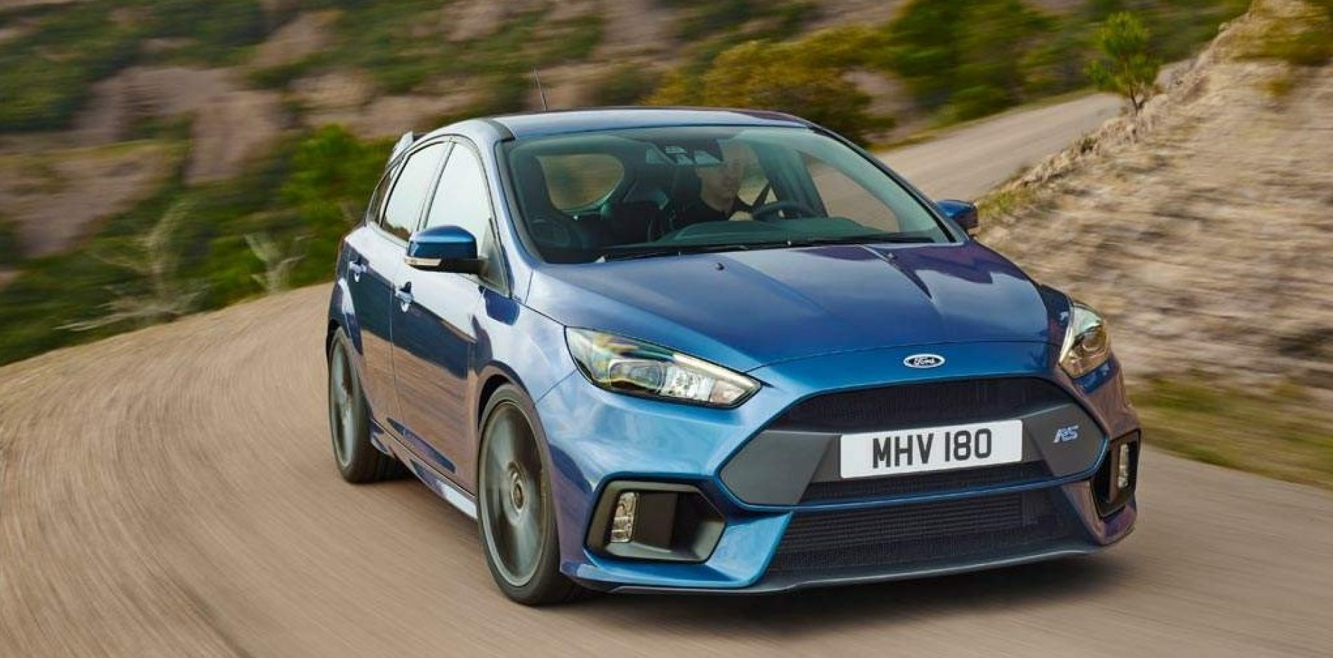 Ford Focus RS 2016, puro músculo