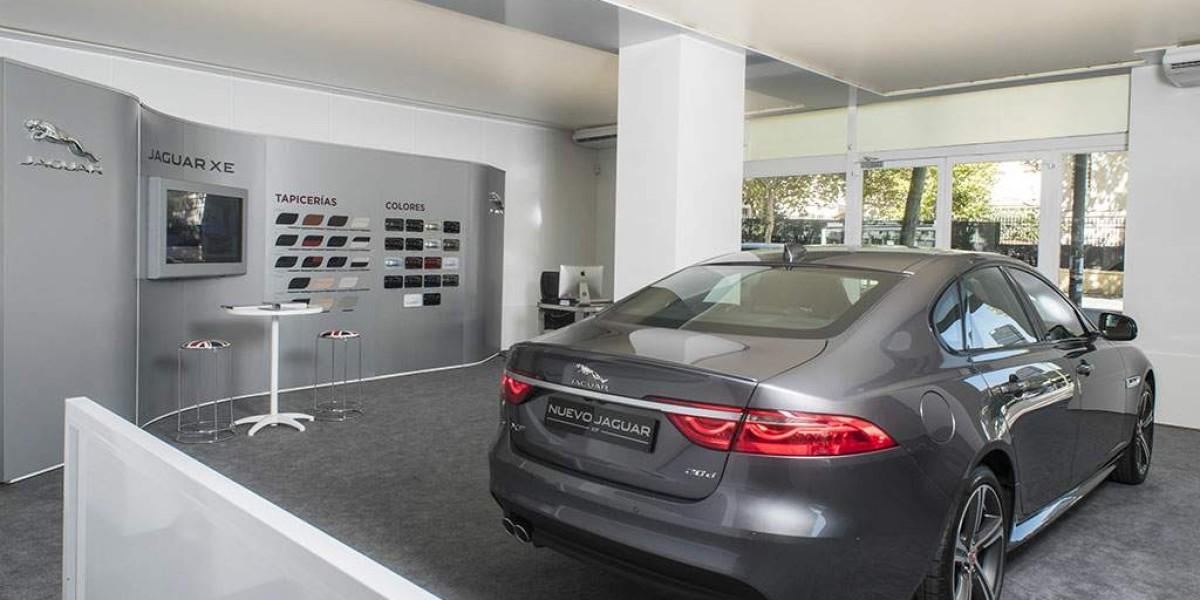 Jaguar Land Rover Store, un nuevo espacio de lujo en Madrid