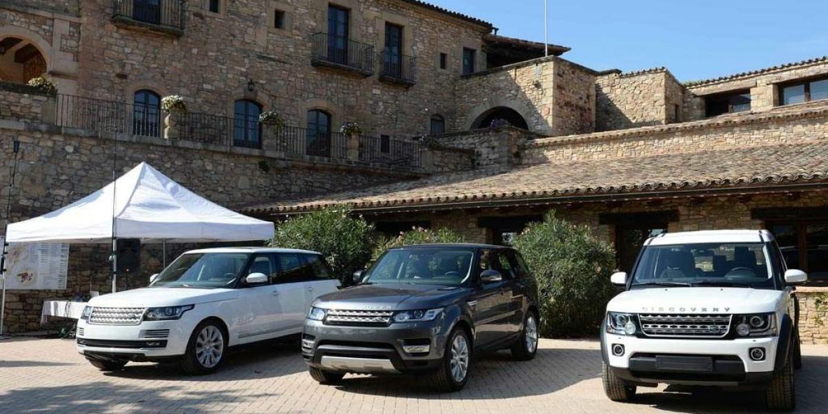 Vive el todoterreno en familia con la Land Rover Party