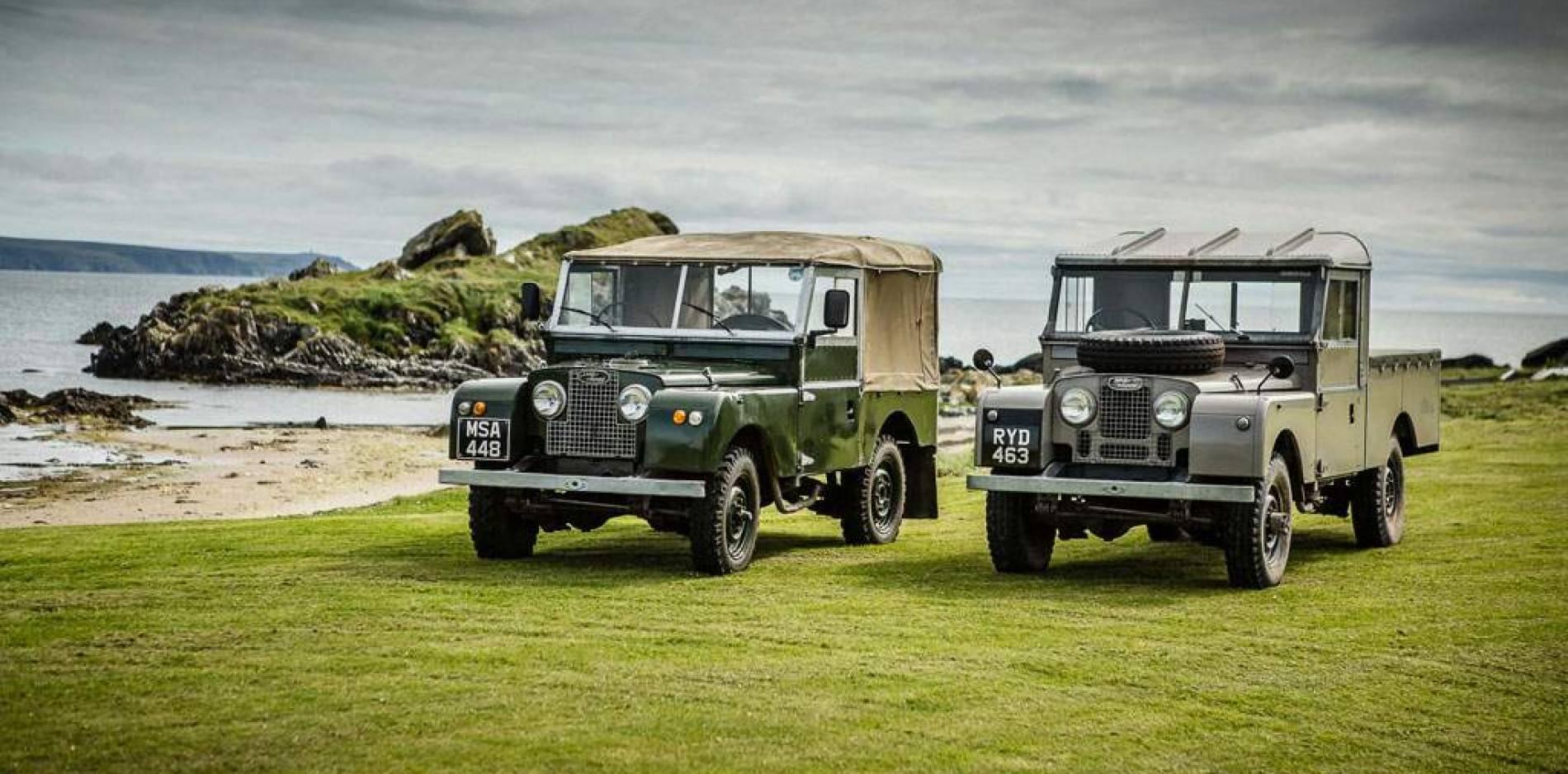 Land Rover vuelve a sus orígenes