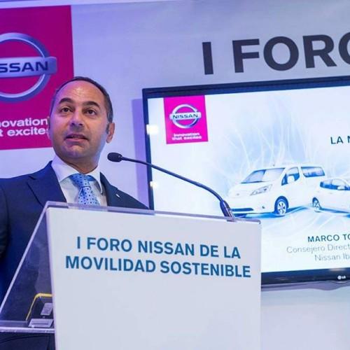 Debates en el Foro Nissan de Movilidad Sostenible