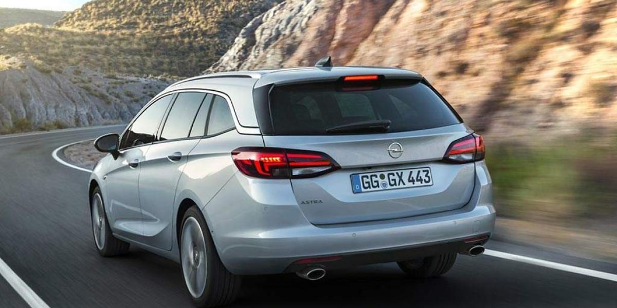 Opel Astra Sports Tourer, virtudes optimizadas