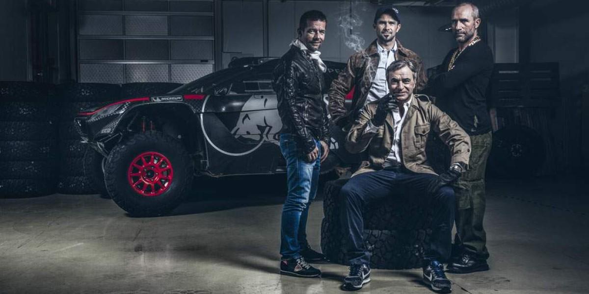 Sébastien Loeb se une al Equipo A de Peugeot