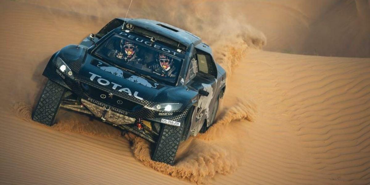 Peugeot 2008 DKR16, a por la victoria en el Dakar