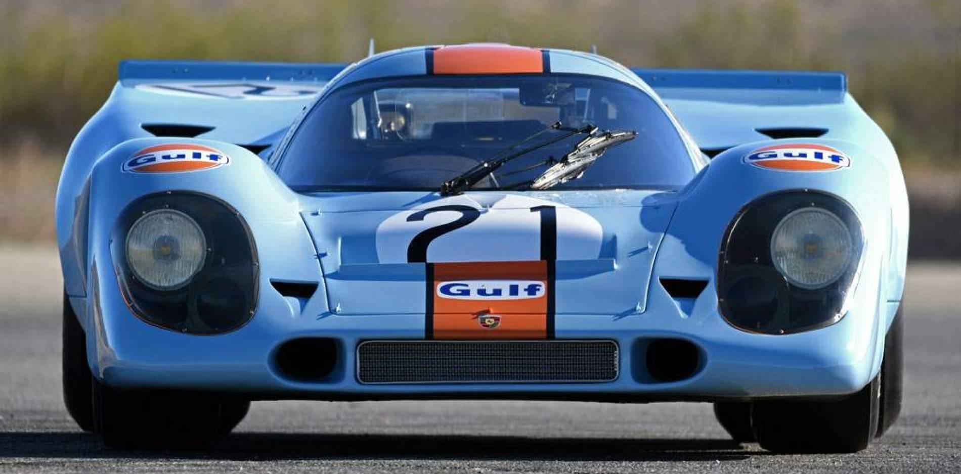 El Porsche 917K vuelve a las carreras