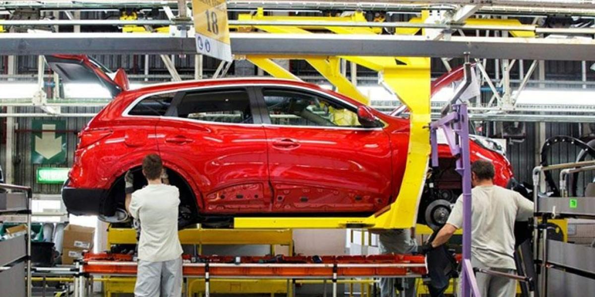 Aumenta la producción de Renault en Palencia