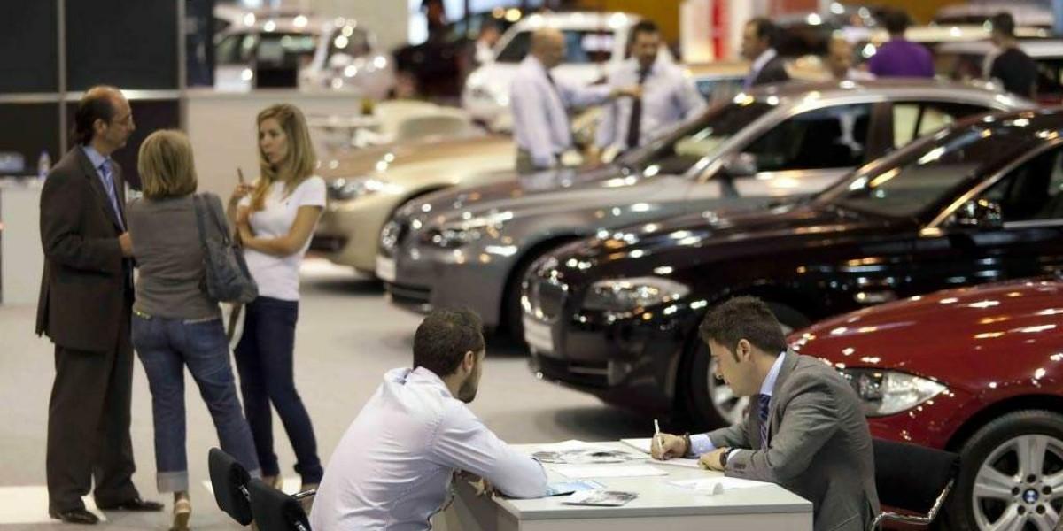 Siguen subiendo las ventas de coches usados
