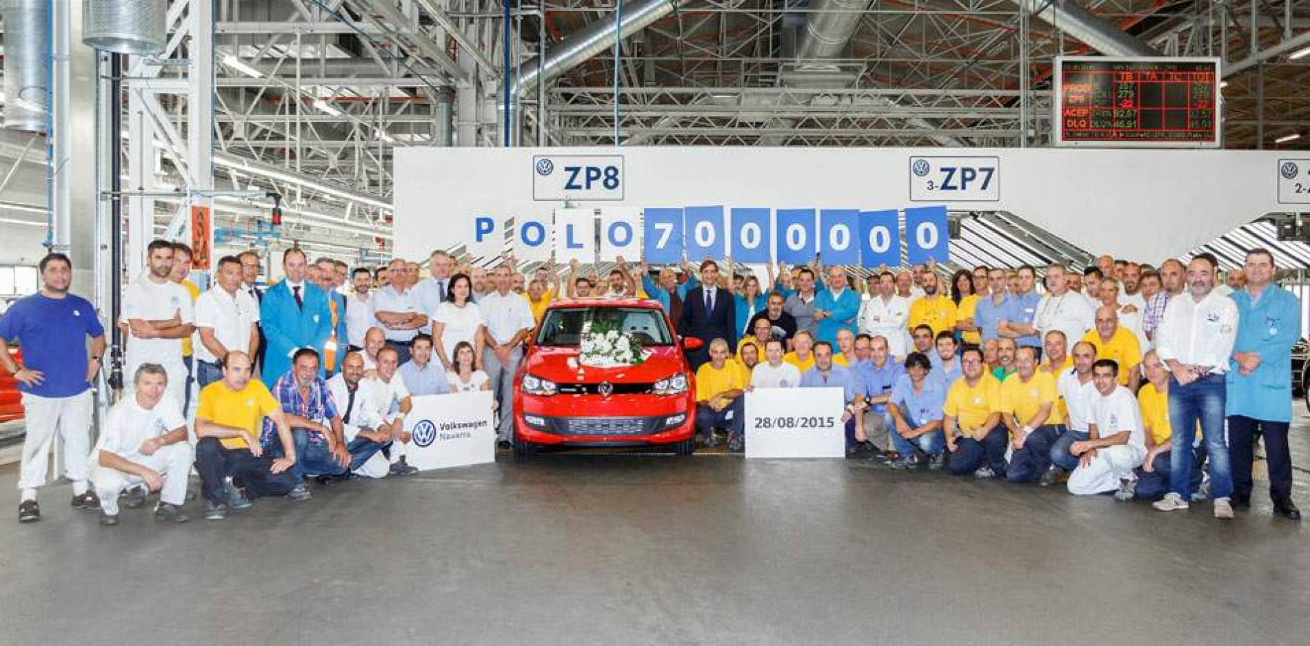 El Polo alcanza los siete millones en España