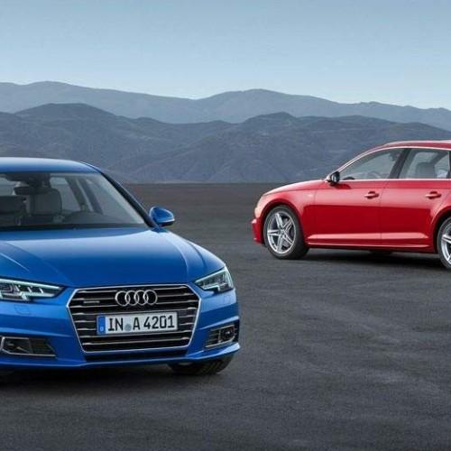 El nuevo Audi A4, desde 33.000 €