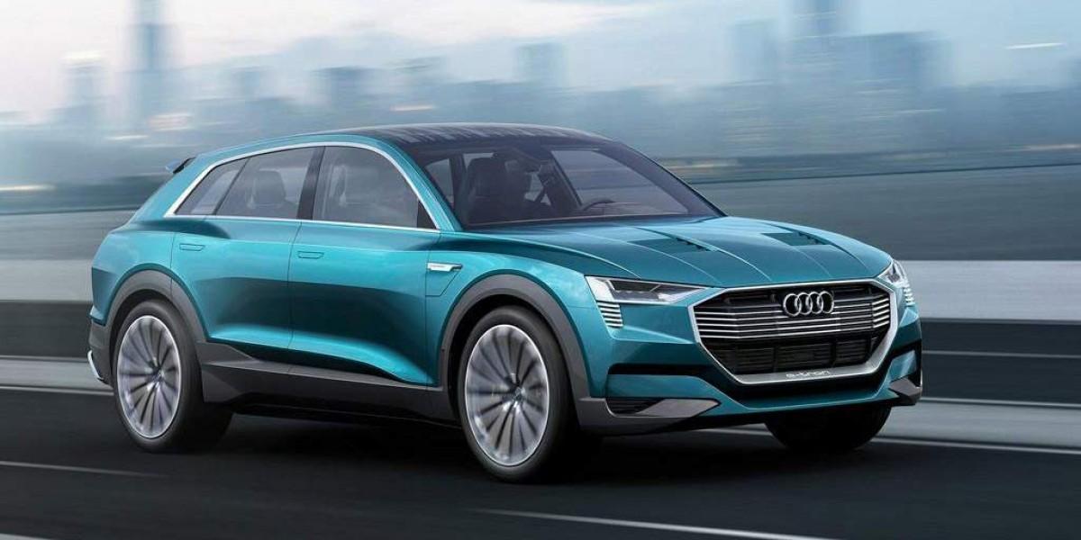 Audi e-tron quattro concept, adelantando acontecimientos
