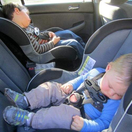 Novedades en el transporte de menores