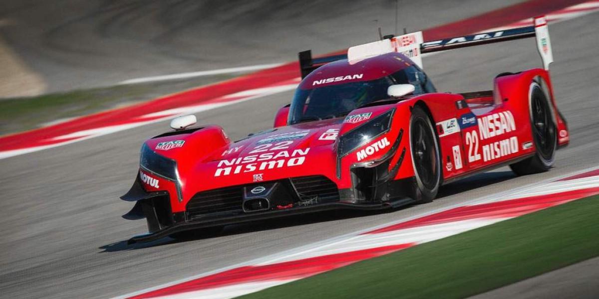 Nissan no volverá a los circuitos hasta 2016