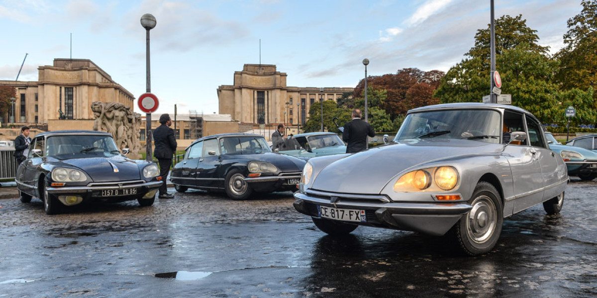 Citroën celebra el 60 aniversario del DS